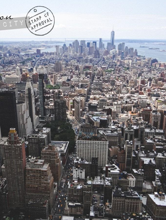 Destination New York City
