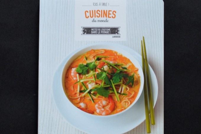 Cuisines du Monde Larousse