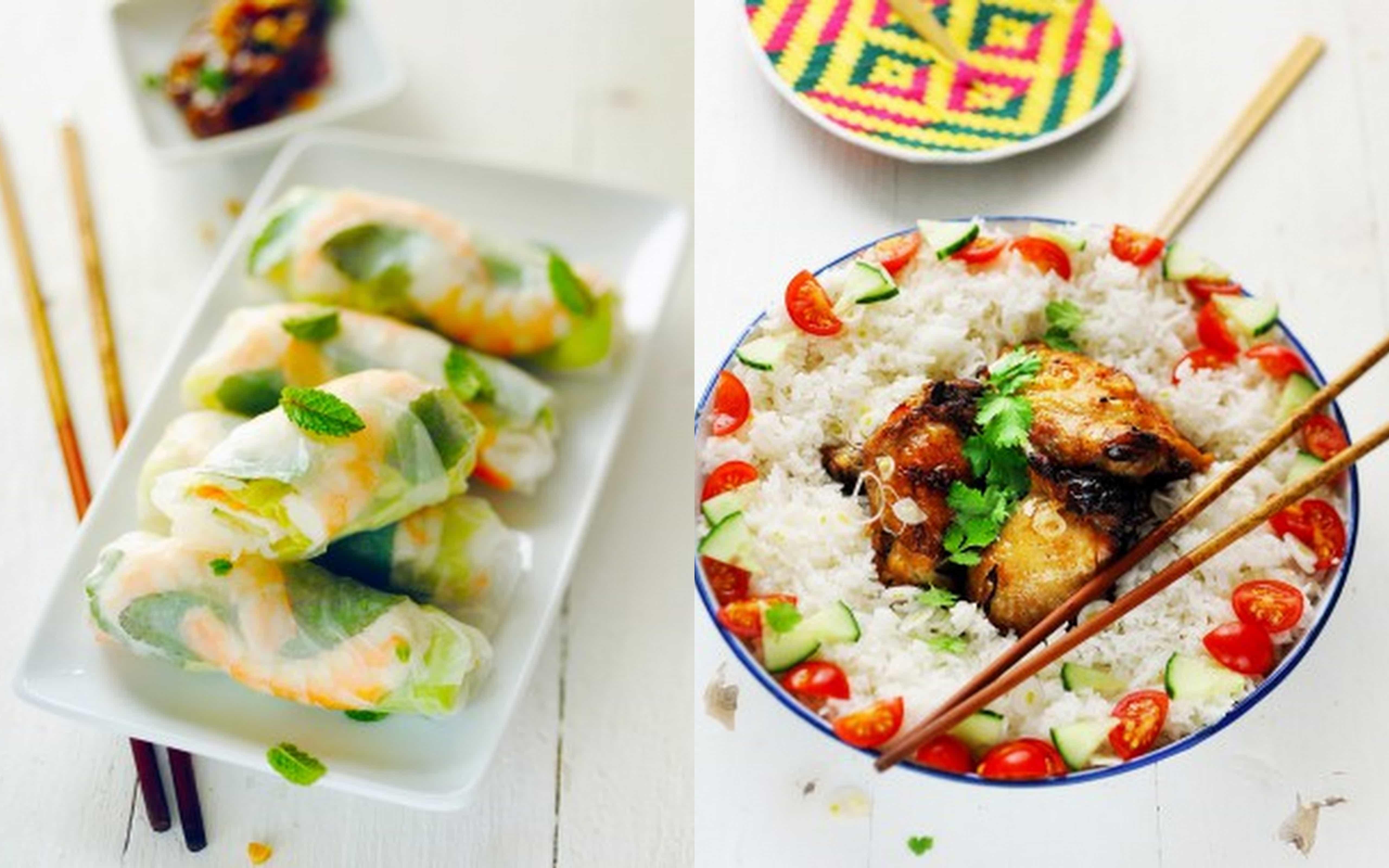 J Ai Teste La Box Kitchen Trotter Direction Le Vietnam