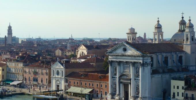 Venise autorise à nouveau le passage de bateaux de croisière