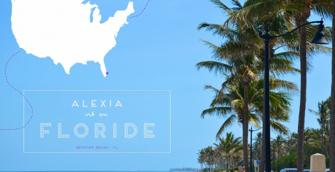 • Interview • Alexia vit en Floride