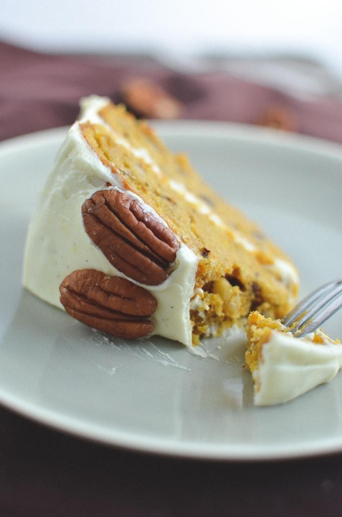 Cake Au Noix Roqueford