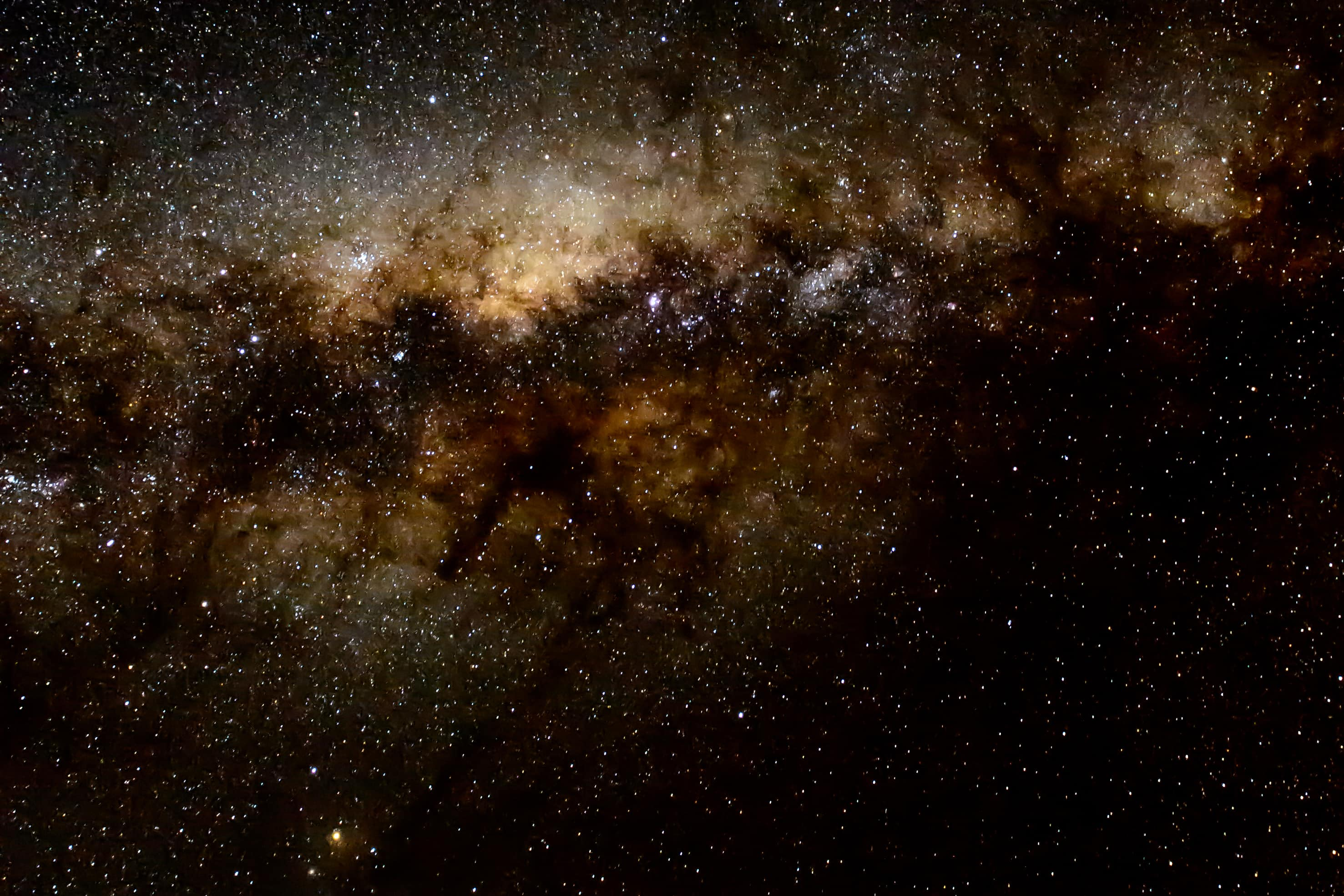 Atacama Milky Way