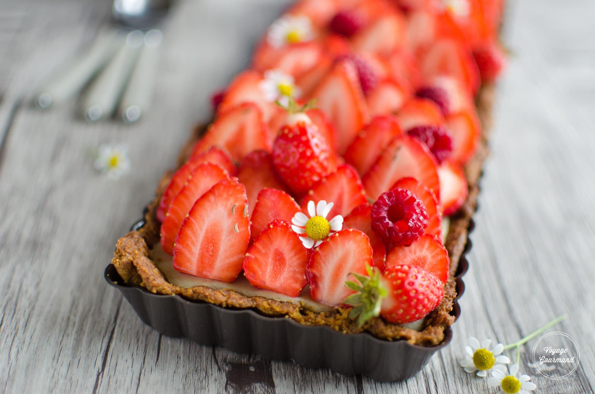 Cakes Aux Fruits Congeles