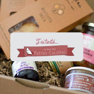 Box Les Petites Cocottes / Voyage Gourmand