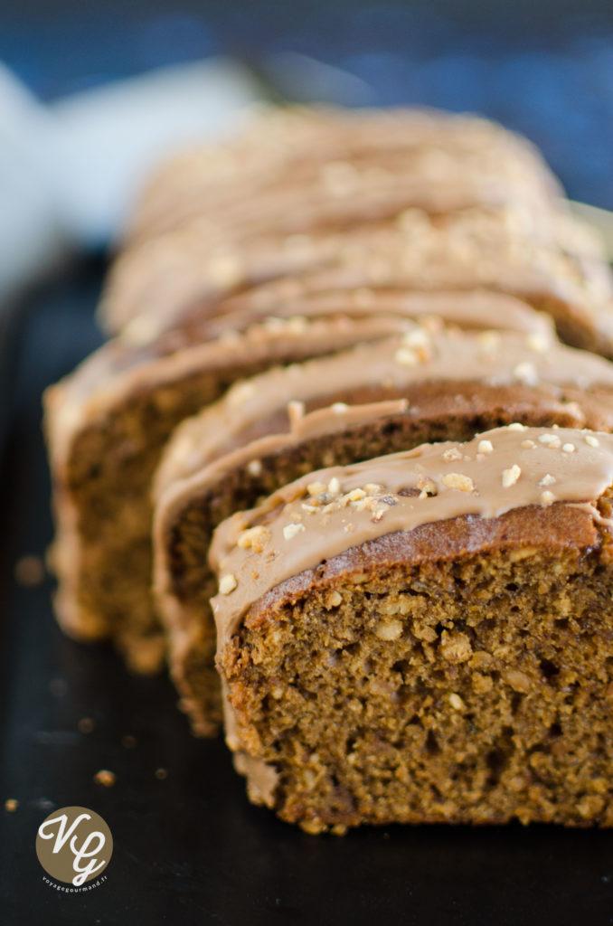 Cake au praliné ultra-gourmand